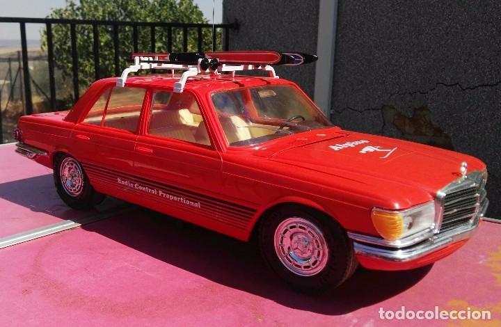 Juguetes antiguos Rico: Mercedes 450 alpino radio control de rico - Foto 2 - 95453675