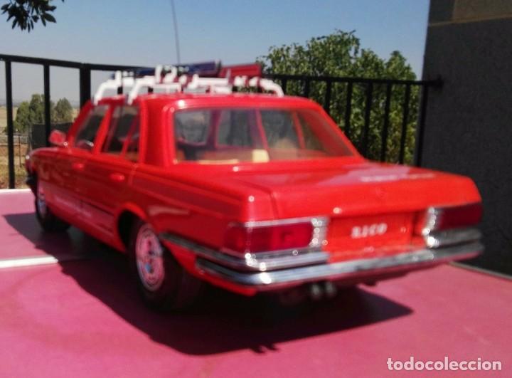 Juguetes antiguos Rico: Mercedes 450 alpino radio control de rico - Foto 4 - 95453675