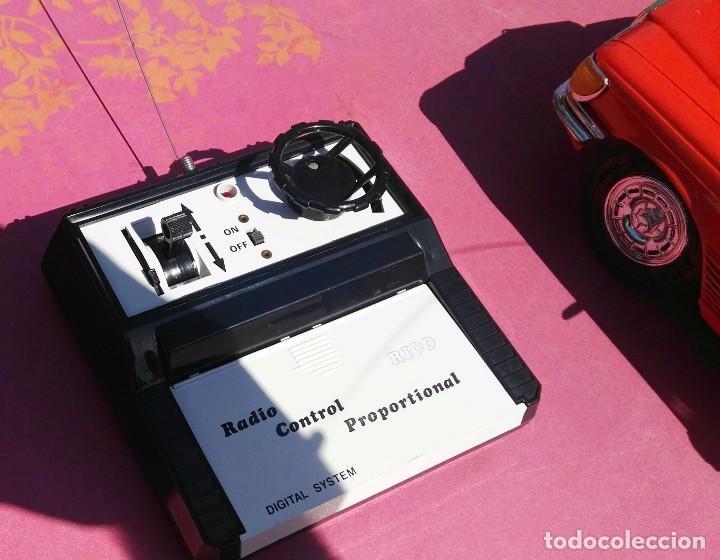 Juguetes antiguos Rico: Mercedes 450 alpino radio control de rico - Foto 5 - 95453675