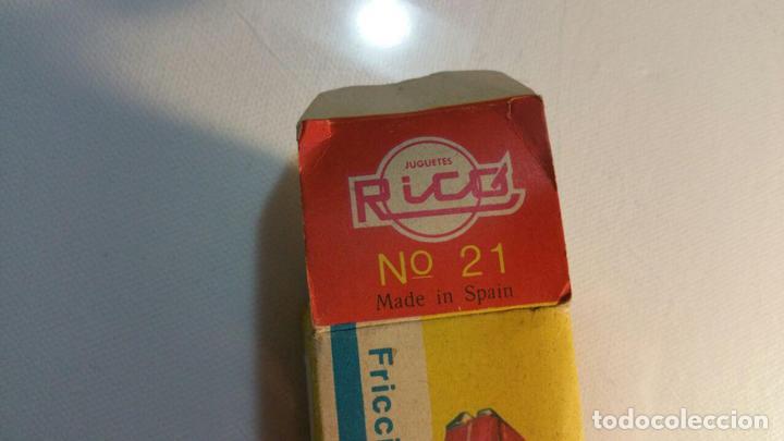 Juguetes antiguos Rico: CAJA VACIA DODGE DART AUTO MINIATURA ESCALA 1/36 JUGUETE Nº 21 - Foto 5 - 230977160