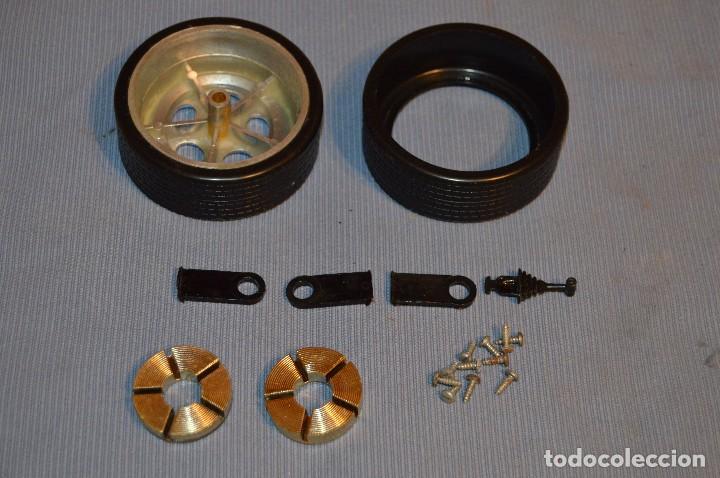 Juguetes antiguos Rico: De RICO - PORSCHE 928 - Repuesto Neumáticos, sistemas anclaje, etc... - ¡Mira fotos y detalles! - Foto 2 - 98019591