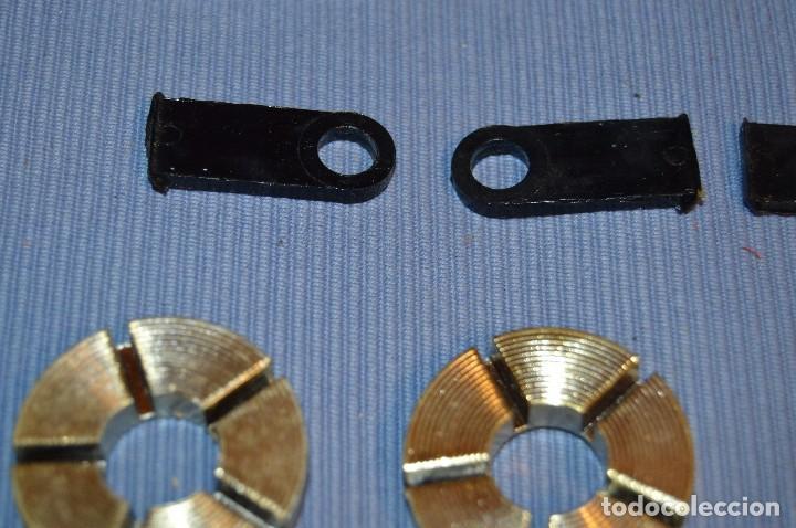 Juguetes antiguos Rico: De RICO - PORSCHE 928 - Repuesto Neumáticos, sistemas anclaje, etc... - ¡Mira fotos y detalles! - Foto 6 - 98019591
