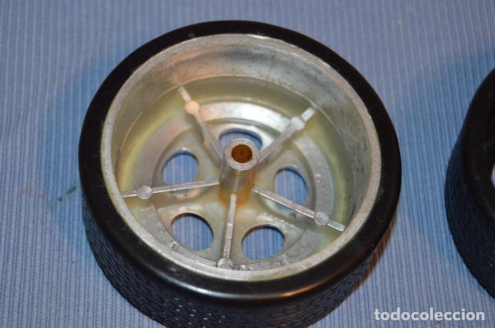Juguetes antiguos Rico: De RICO - PORSCHE 928 - Repuesto Neumáticos, sistemas anclaje, etc... - ¡Mira fotos y detalles! - Foto 8 - 98019591