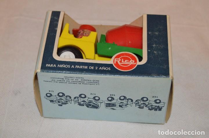 Juguetes antiguos Rico: ANTIGUO SANSONITO 172 - DE RICO - MADE IN SPAIN - EN CAJA ORIGINAL - MIRA LAS FOTOS - HAZ OFERTA - Foto 13 - 98803199