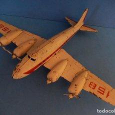 Juguetes antiguos Rico: AVIÓN DC - 4, 158. FABRICADO POR RICO.. Lote 99895731