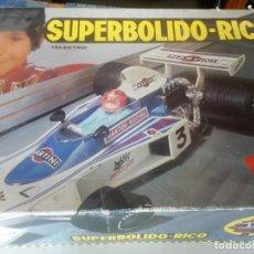 Juguetes antiguos Rico: SUPERBOLIDO DE RICO EN CAJA ORIGINAL. Lote 101091587