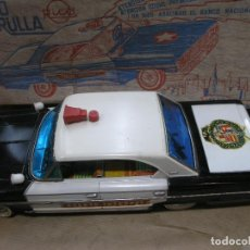 Juguetes antiguos Rico: COCHE POLICIA FORD GALAXIE GALAXY RADIO PATRULLA RICO 905. Lote 101275235