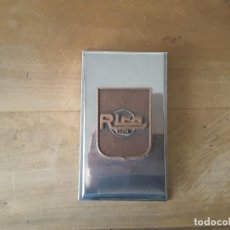 Juguetes antiguos Rico: RICO S.A. PORTA BLOCK DE NOTAS DE DESPACHO. Lote 110214643
