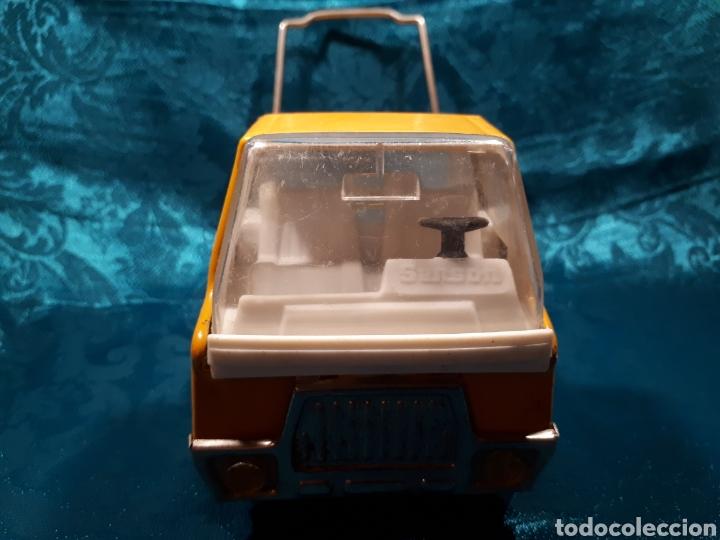 Juguetes antiguos Rico: Camion sanson bravo de rico. Sin contenedor - Foto 2 - 112368055