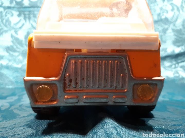 Juguetes antiguos Rico: Camion sanson bravo de rico. Sin contenedor - Foto 3 - 112368055