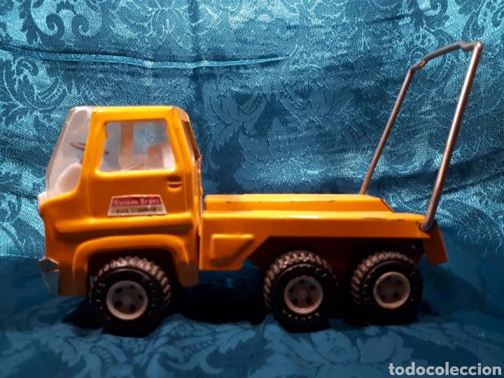 Juguetes antiguos Rico: Camion sanson bravo de rico. Sin contenedor - Foto 4 - 112368055