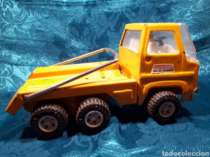 Juguetes antiguos Rico: Camion sanson bravo de rico. Sin contenedor - Foto 7 - 112368055