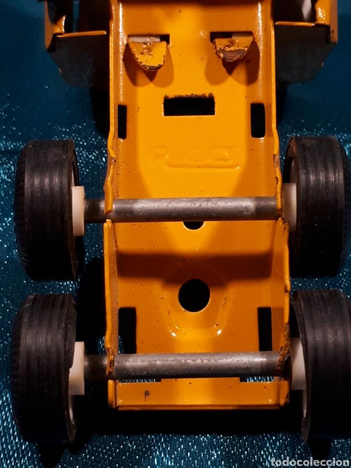 Juguetes antiguos Rico: Camion grua mini sanson de rico. Le falta la grua - Foto 6 - 112471887