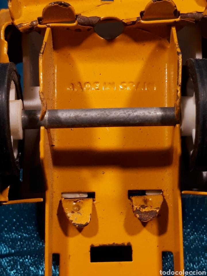 Juguetes antiguos Rico: Camion grua mini sanson de rico. Le falta la grua - Foto 7 - 112471887