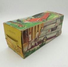 Juguetes antiguos Rico: CAJA VACÍA SEAT 1400 DE RICO. Lote 112784522
