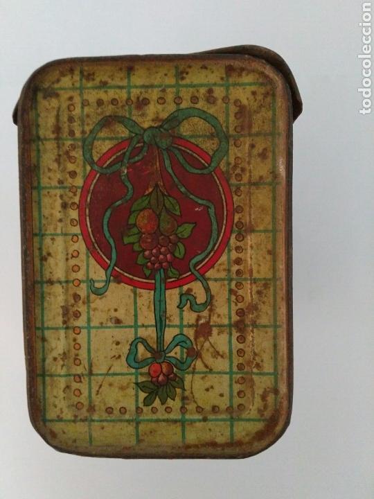 Juguetes antiguos Rico: RICO RSA CABAS DE HOJALATA AÑOS 30 - Foto 4 - 114683536
