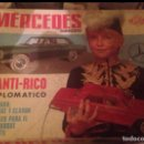 Juguetes antiguos Rico: MERCEDES DE SANTI RICO 1970 ORIGINAL. Lote 56579184