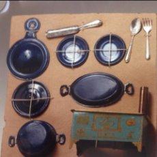 Juguetes antiguos Rico: PANOPLIA DE RICO 1930 ORIGINAL. Lote 56577815
