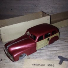 Juguetes antiguos Rico - Camion rico en caja 1930 original - 56951405