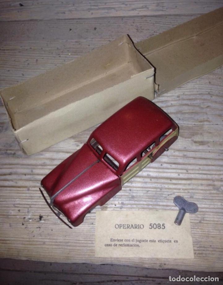 Juguetes antiguos Rico: Camion rico en caja 1930 original - Foto 2 - 56951405