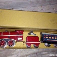 Juguetes antiguos Rico - Tren de rico 1930 original en su caja - 56645034