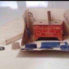 Juguetes antiguos Rico - Cocina de rico 1930 original en caja - 56837128