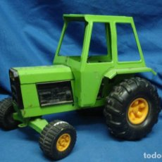 Juguetes antiguos Rico: - TRACTOR SANSON DE RICO - MADE IN SPAIN. Lote 139173357