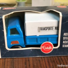 Juguetes antiguos Rico - Camión rico en caja 1960 original - 121298926