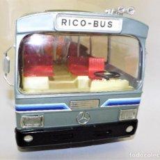 Juguetes antiguos Rico: AUTOBUS DE RICO RICO BUS MERCEDES BENZ. Lote 123128803