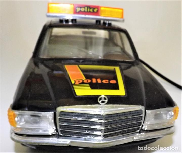Juguetes antiguos Rico: Mercedes Benz de Rico Tres sirenas - Foto 2 - 123129751