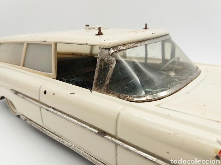 Juguetes antiguos Rico: RICO Oldsmobile, Ambulancia de la Cruz Roja Española, Antiguo coche de Hojalata NO Payá, Sanchis - Foto 2 - 124347798
