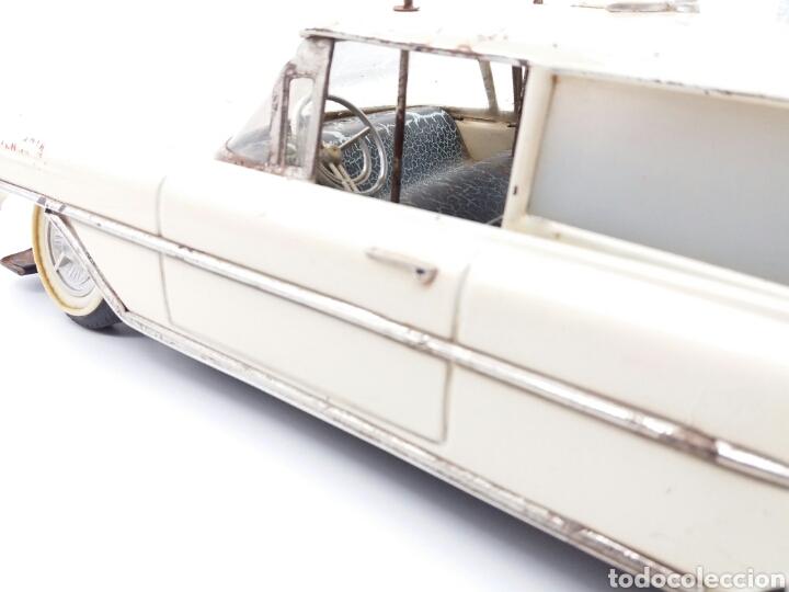Juguetes antiguos Rico: RICO Oldsmobile, Ambulancia de la Cruz Roja Española, Antiguo coche de Hojalata NO Payá, Sanchis - Foto 4 - 124347798