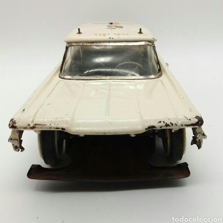 Juguetes antiguos Rico: RICO Oldsmobile, Ambulancia de la Cruz Roja Española, Antiguo coche de Hojalata NO Payá, Sanchis - Foto 11 - 124347798