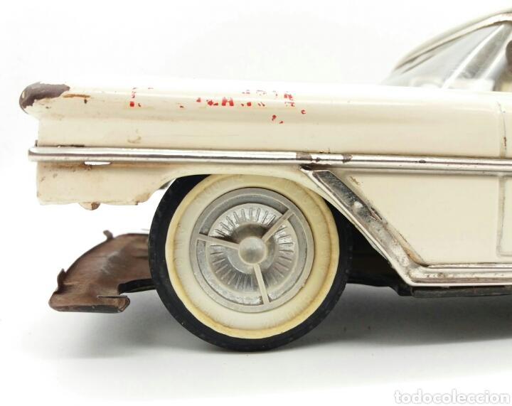 Juguetes antiguos Rico: RICO Oldsmobile, Ambulancia de la Cruz Roja Española, Antiguo coche de Hojalata NO Payá, Sanchis - Foto 12 - 124347798