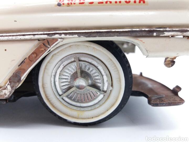 Juguetes antiguos Rico: RICO Oldsmobile, Ambulancia de la Cruz Roja Española, Antiguo coche de Hojalata NO Payá, Sanchis - Foto 15 - 124347798