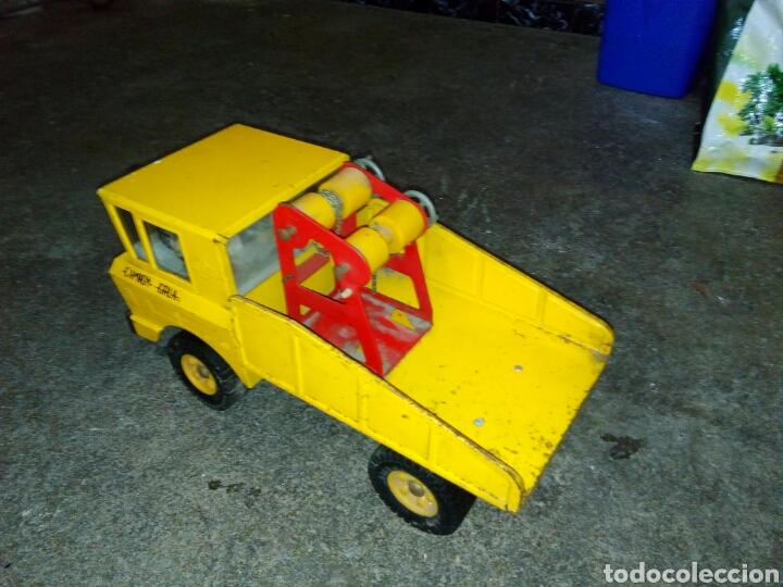 Juguetes antiguos Rico: Camion grua rico - Foto 3 - 127437119
