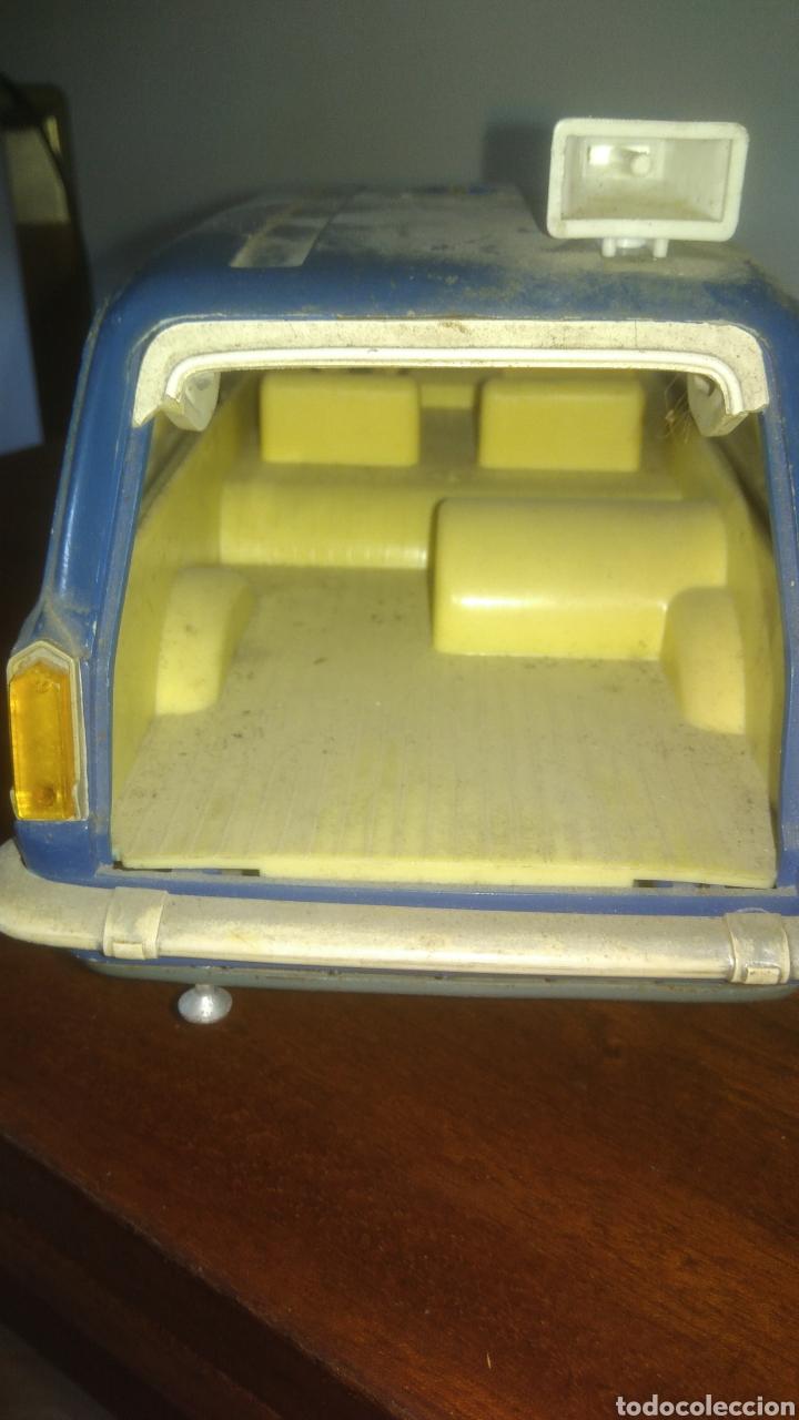 Juguetes antiguos Rico: SEAT 1430 FAMILIAR POLICIA MUNICIPAL de Rico. Fricción. Con algunos defectos.ver fotos - Foto 7 - 128161956
