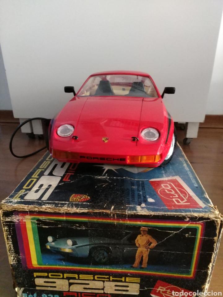 Juguetes antiguos Rico: Antiguo coche Rico Porsche 928 - Foto 2 - 129356122