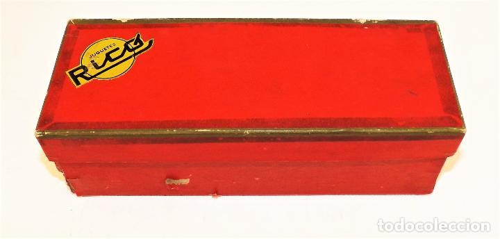 Juguetes antiguos Rico: Rico Seat 1400 C caja roja - Foto 13 - 130047847