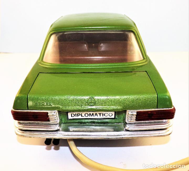 Juguetes antiguos Rico: Rico Mercedes 450 se Cabledirigido - Foto 4 - 130156307