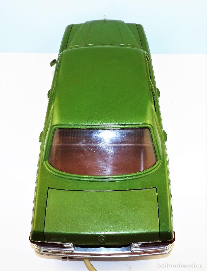 Juguetes antiguos Rico: Rico Mercedes 450 se Cabledirigido - Foto 5 - 130156307