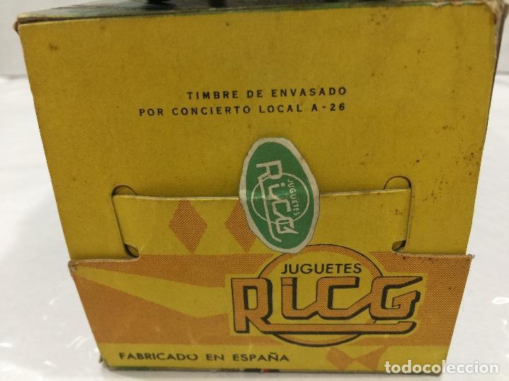 Juguetes antiguos Rico: RICO SEAT 1400C SEAT 1500 VERSION POLICIA ESCALA 1/20 - Foto 6 - 132661354