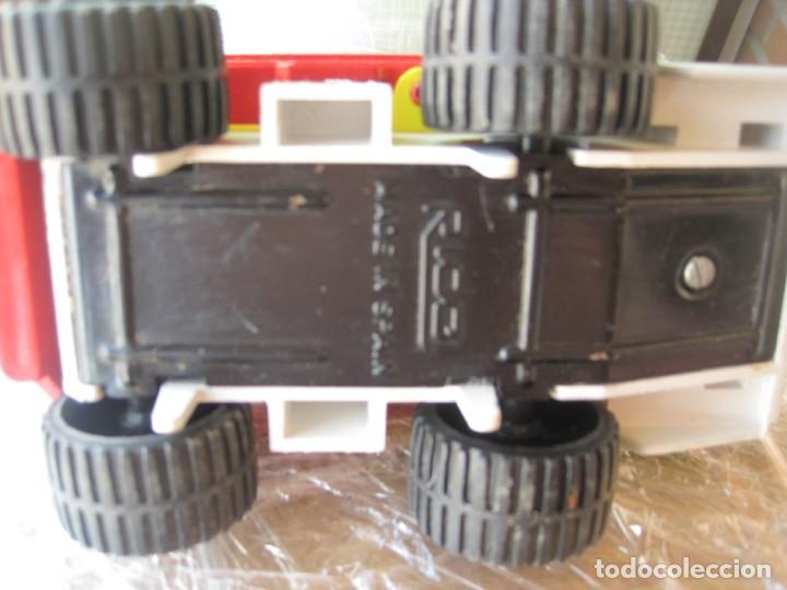 Juguetes antiguos Rico: 4 camiones pegaso de rico - Foto 3 - 132790614