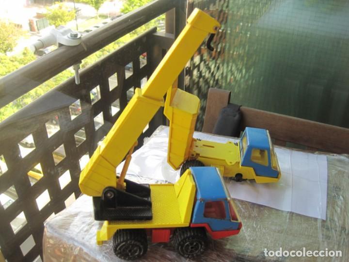 Juguetes antiguos Rico: 4 camiones pegaso de rico - Foto 6 - 132790614