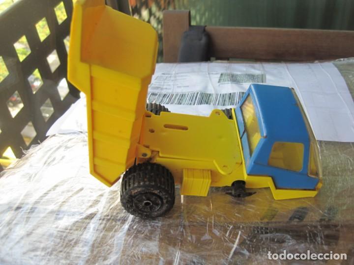 Juguetes antiguos Rico: 4 camiones pegaso de rico - Foto 7 - 132790614