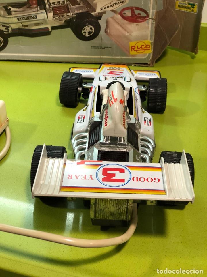 Juguetes antiguos Rico: Bólido carreras Rico, fórmula 1,sanchis,Paya,jyesa,nomura,guisval,coche carreras,juguete antiguo - Foto 3 - 133777689