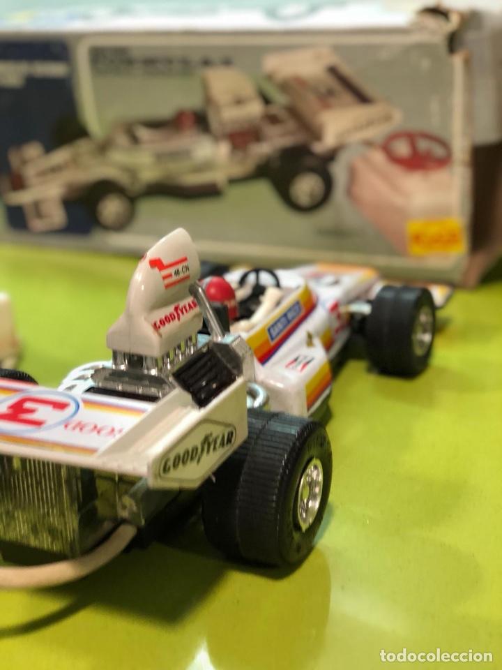 Juguetes antiguos Rico: Bólido carreras Rico, fórmula 1,sanchis,Paya,jyesa,nomura,guisval,coche carreras,juguete antiguo - Foto 6 - 133777689