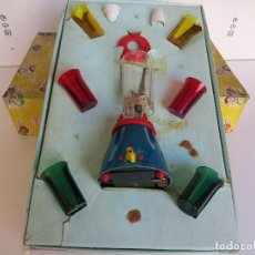 Juguetes antiguos Rico: BATIDORA ELECTRICA A PILAS RICO - REF 755 - MADE SPAIN. Lote 135108330