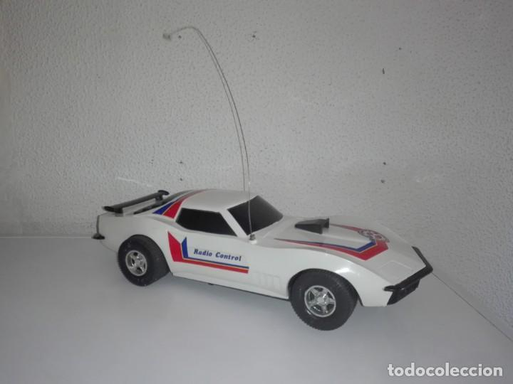 Coche Chevrolet Corvette De Rico Made In Spain Buy Old Toys By The