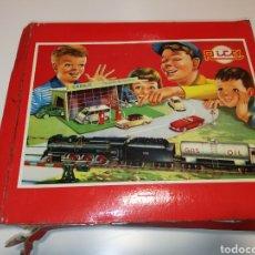 Juguetes antiguos Rico: TREN DE PASAJEROS RICO REF 140/3. Lote 136499568